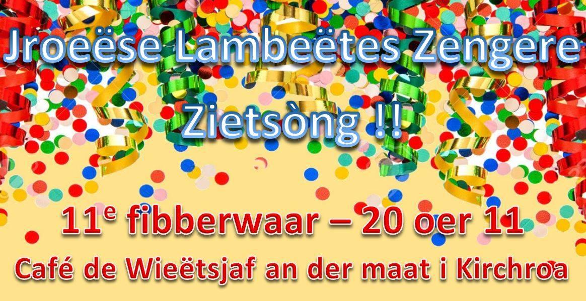 2017-02 Jroeëse Lambeëtes Zengere Zietsòng