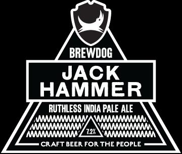 Brewdog Jack Hammer