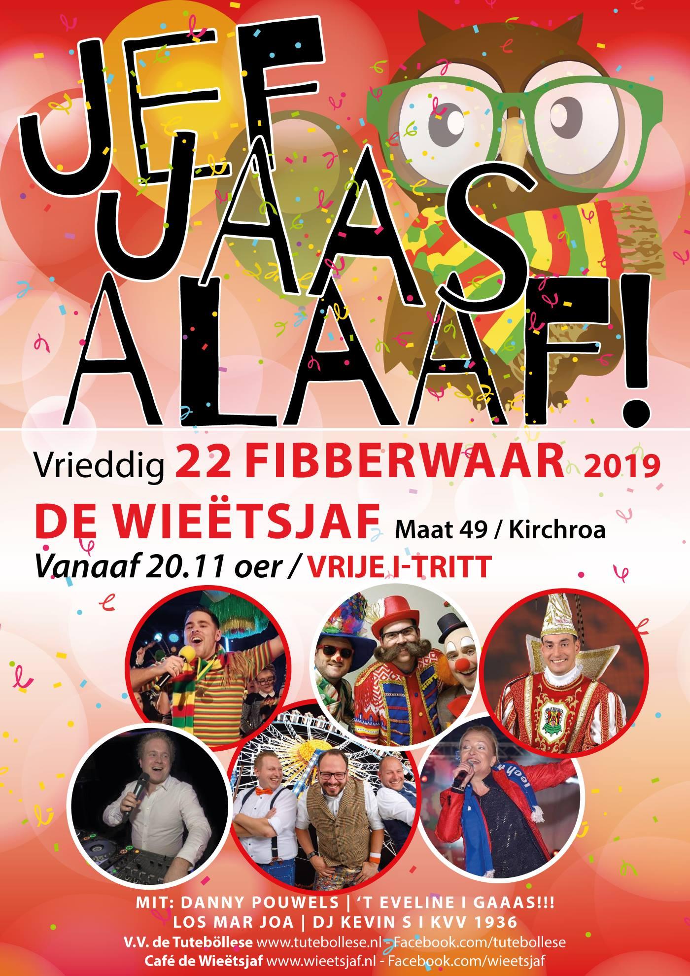 Jef Jaas Alaaf 2019