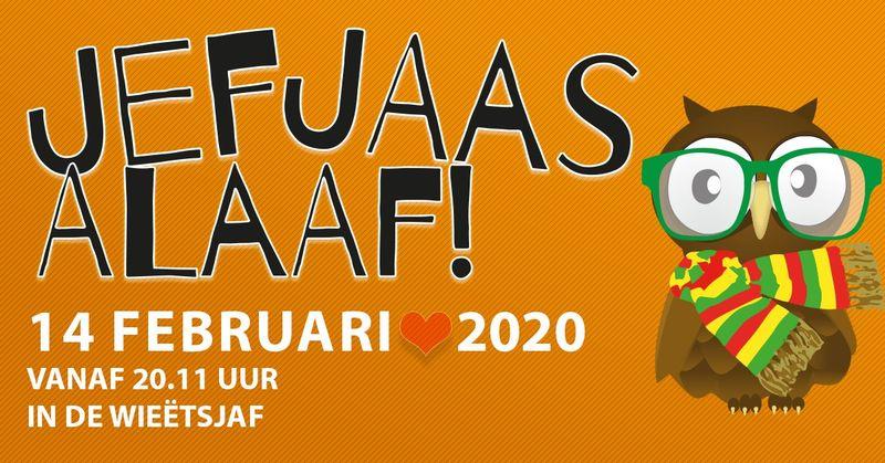 Jef Jaas Alaaf 2020