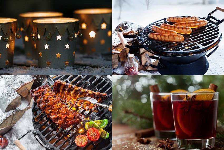 Kerst barbecue 2018