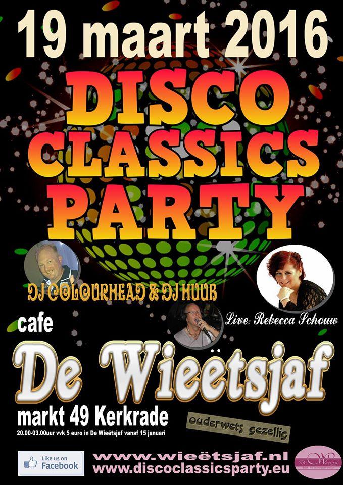 2016-03 disco classics paty