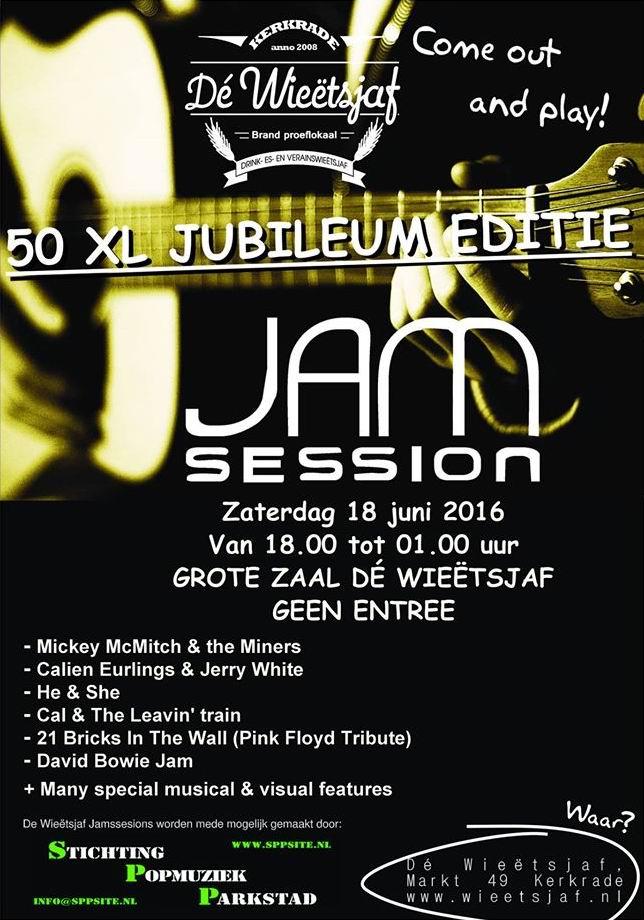2016-06 Jam Sessions XL