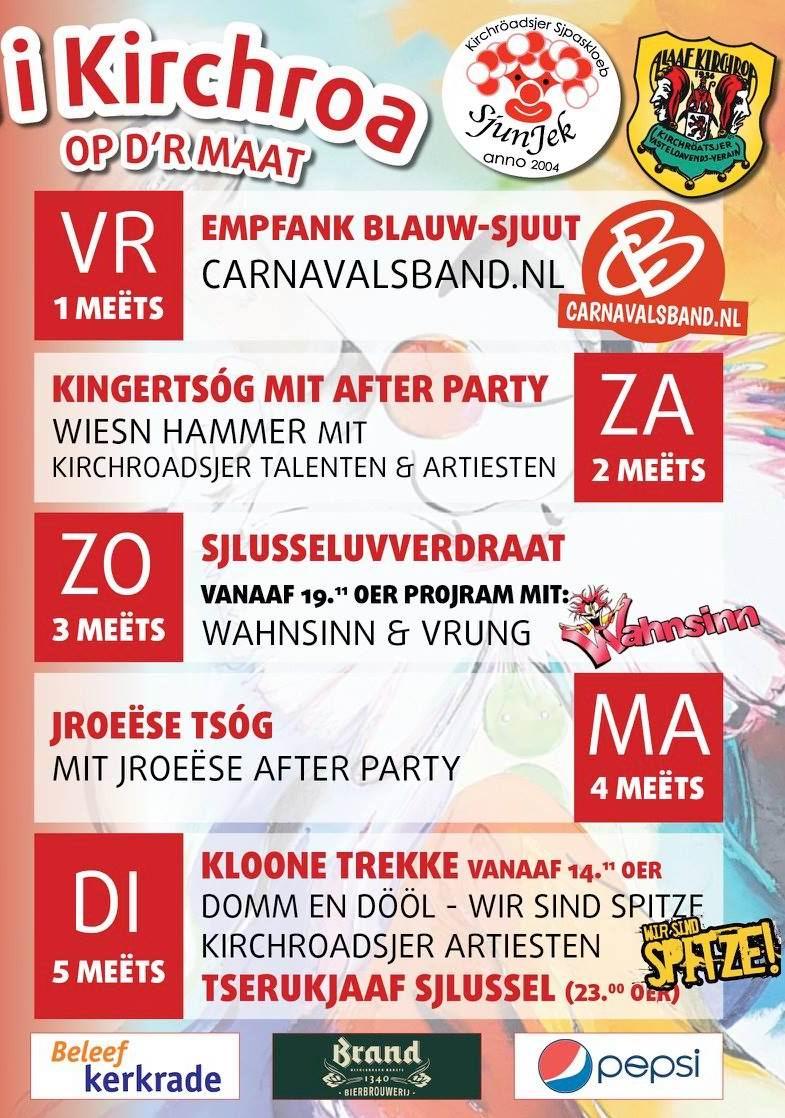 Carnaval 2019 in Kerkrade